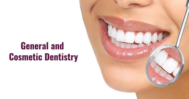 Cosmetic And General Dentistry